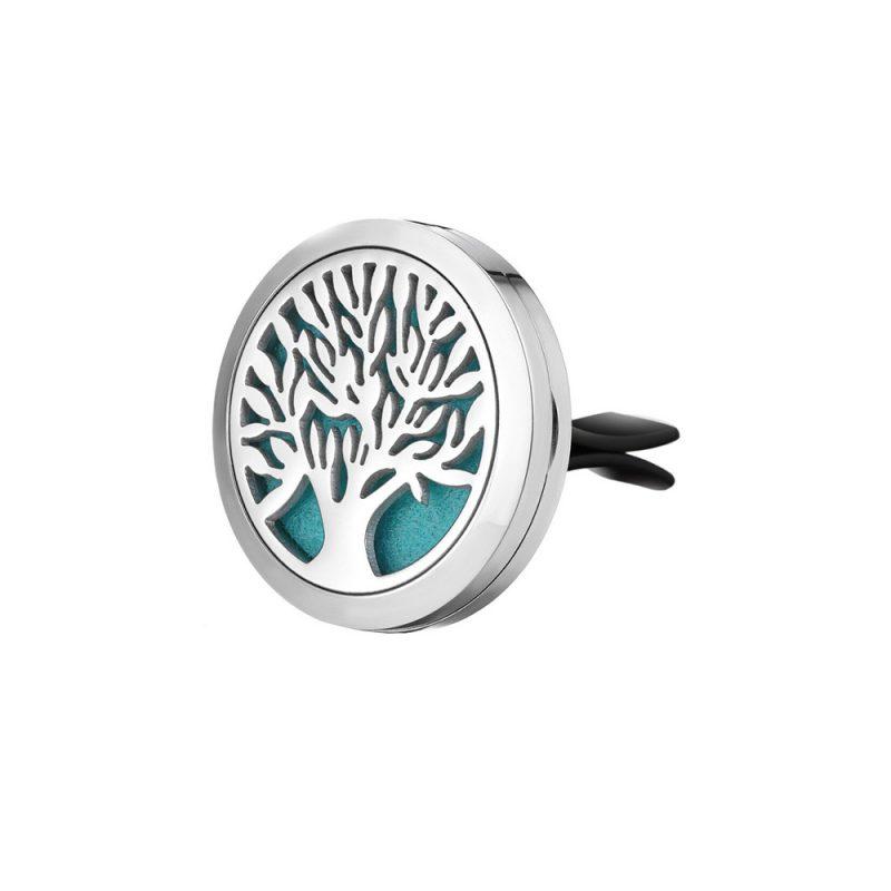 Parfumski nakit za avto – drevo